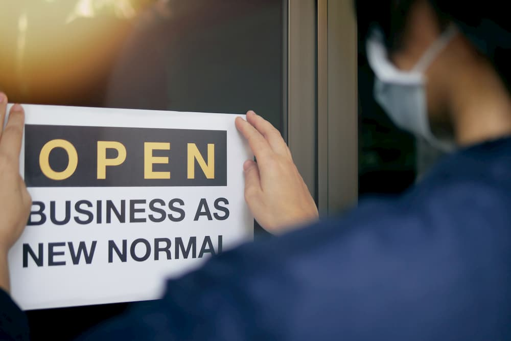 Reopening your business after quarantine